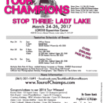 SEFBR Tour of Champions Stop Three