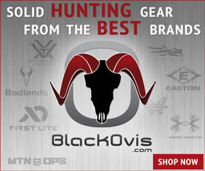 Black Ovis - Hunting Gear