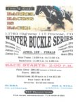 Crossroads Winter Buckle Series