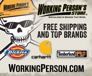 WorkingPerson.com: Free Shipping